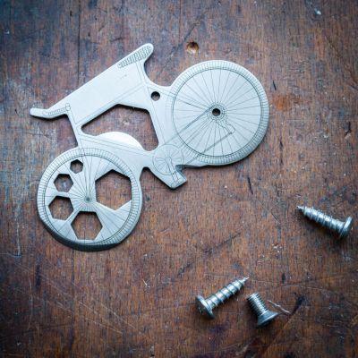 Cadeau papa - Multi-outils 13 en 1 - Vélo