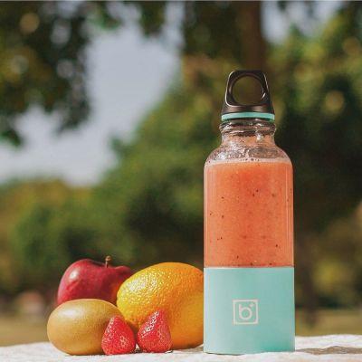 Cadeau anniversaire Femme - Mixeur Portable Bingo Juicer Cup pour vos smoothies à emporter