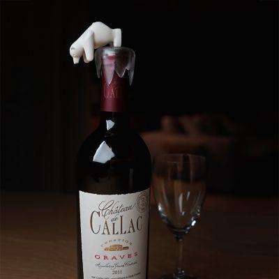 Cadeau 20 ans - Bouchon de bouteille Ours Polaire