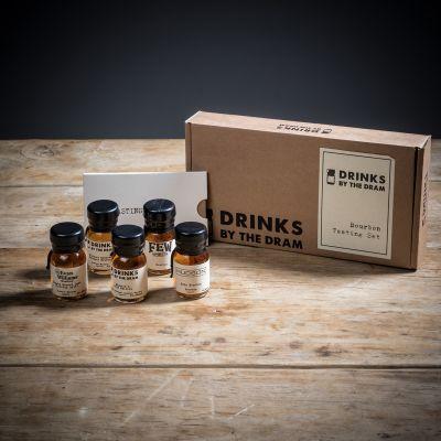 Cadeau papa - Coffret de Bourbons – 5 échantillons