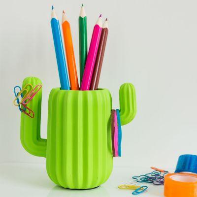 Décoration & Mobilier - Organiseur de Bureau Cactus