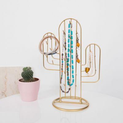 Cadeau pour la Saint Valentin - Porte-bijoux Cactus