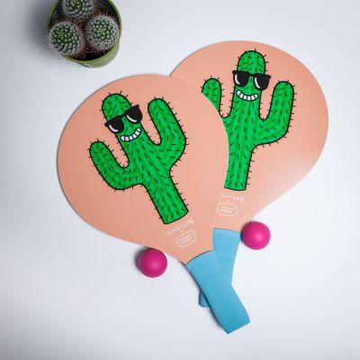 Jeux & Farces - Raquettes Cool Cactus