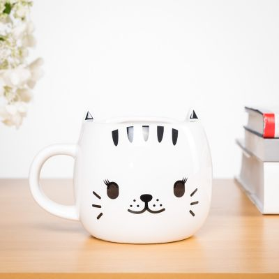 Verres & Mugs - Tasse Chat thermosensible