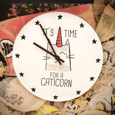 Horloges exclusives - Horloge Caticorn