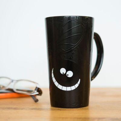 Cadeau d'adieu - Tasse Cheshire Cat Thermosensible
