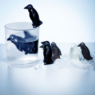 Cadeaux de Noël pour femme - Pingouins refroidisseurs