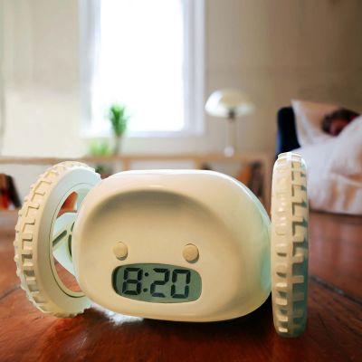 Réveils & Montres - Clocky - le réveil fugueur