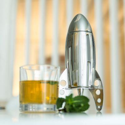 Accessoires de bar - Cocktail Shaker Fusée