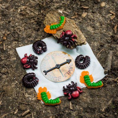 Cuisine explosive - Bonbons Creepy Crawly Challenge