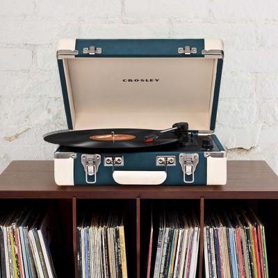 Enceintes & Écouteurs - Platine vinyle USB Crosley Executive
