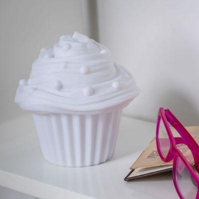Cadeau crémaillère - Lampe Cupcake