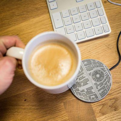 Ordinateur & Gadgets USB - Chauffe-tasse USB Étoile de la Mort
