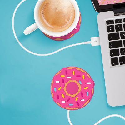 Ordinateur & Gadgets USB - Chauffe-tasse USB Donut