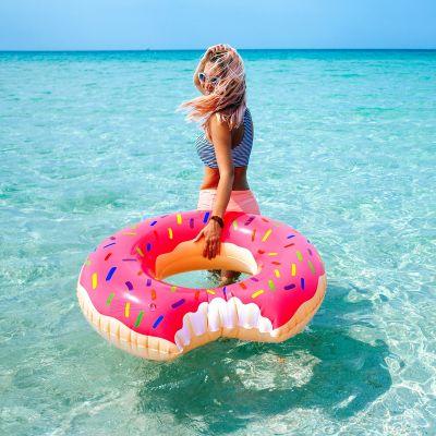 Cadeau anniversaire Femme - La Bouée Géante Donut