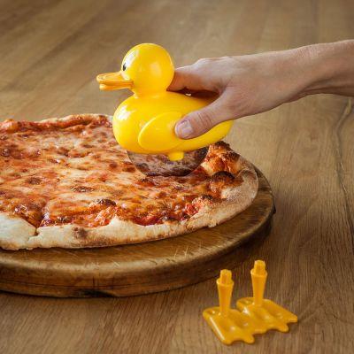 Cadeau 20 ans - Roulette à pizza Ducky