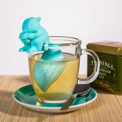 Idées cadeaux pour mettre dans le calendrier de l'avent - Infuseur à thé - écureuil