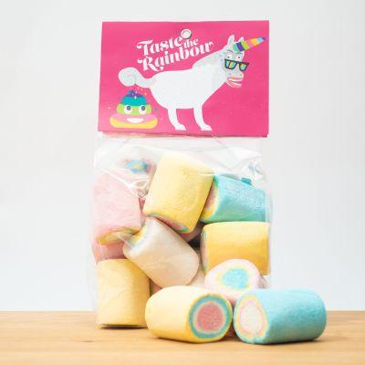 Idées cadeaux pour mettre dans le calendrier de l'avent - Marshmallows Licorne
