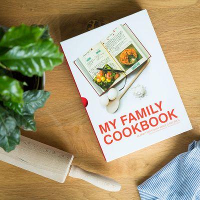 Nouveau - Carnet de Recettes – My Family Cookbook