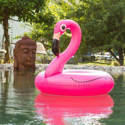 Cadeau anniversaire Femme - Bouée Flamant rose