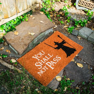 Films & Télévision  - Paillasson You Shall Not Pass