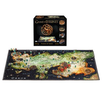 SOLDES - Puzzle 3D Game of Thrones – Essos