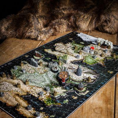 Films & Télévision  - Puzzle 3D Game of Thrones