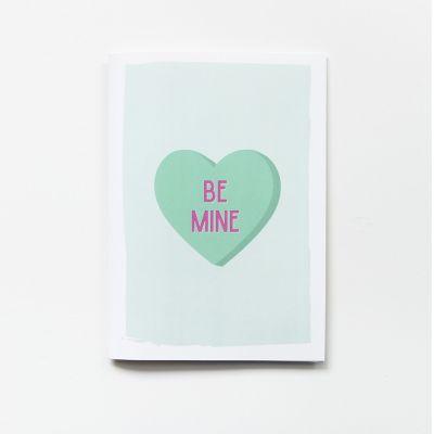 Cadeau Saint Valentin Femme - Carte de Saint Valentin instoppable