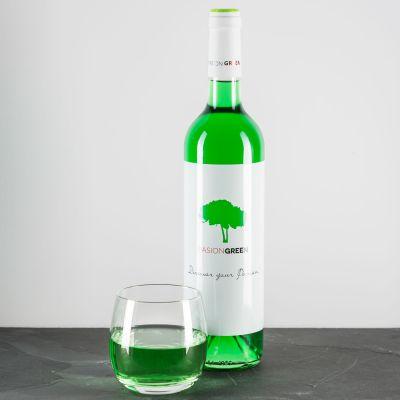 Cadeau anniversaire papa - Vin Vert