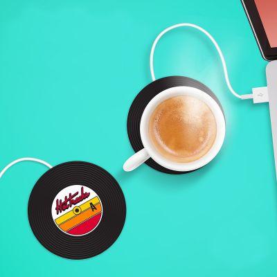 Ordinateur & Gadgets USB - Chauffe-tasse Vinyle