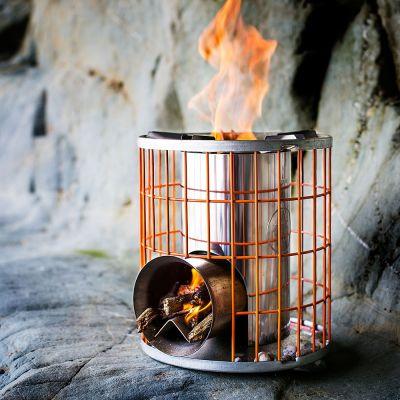 Gadgets d'été - Poêle à bois Horizon Camping
