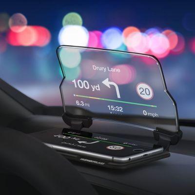 Chargeurs - Hudway Glass Affichage tête haute pour smartphones