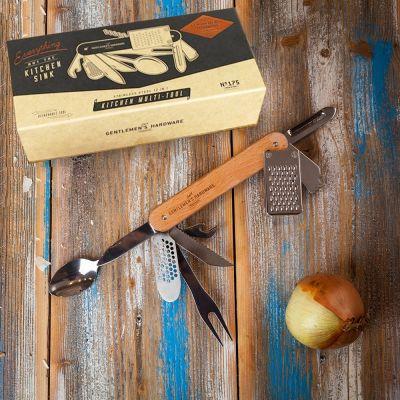 Cadeau anniversaire papa - Multi-outils de Cuisine