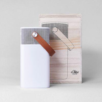 Enceintes & Écouteurs - Enceinte Bluetooth & Lampe LED aGlow