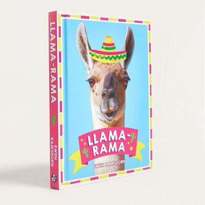 Idées cadeaux pour mettre dans le calendrier de l'avent - Livre Llama-Rama
