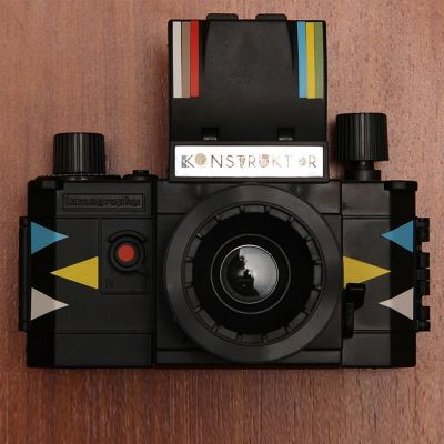 Appareils photo & Photos - Appareil photo DIY Konstruktor de Lomography