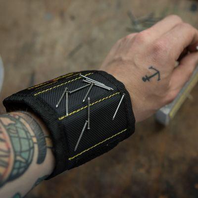 Cadeau papa - Bracelet Magnétique Magnogrip