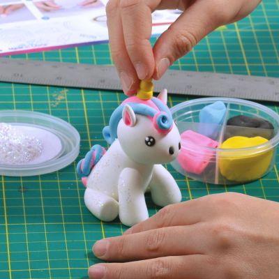 Jeux & Farces - Pâte à modeler Licorne