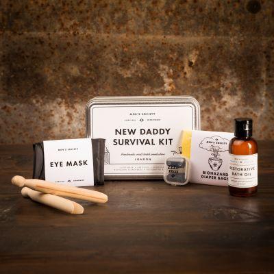 Salle de bains - Kit de survie Jeune Papa