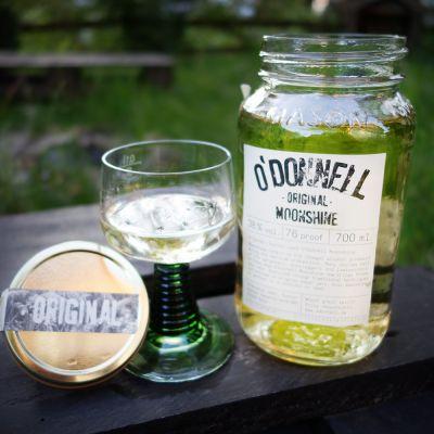 Cadeau papa - Eau-de-vie O'Donnell Moonshine