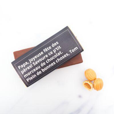 Cadeau d'adieu - Chocolat Personnalisable