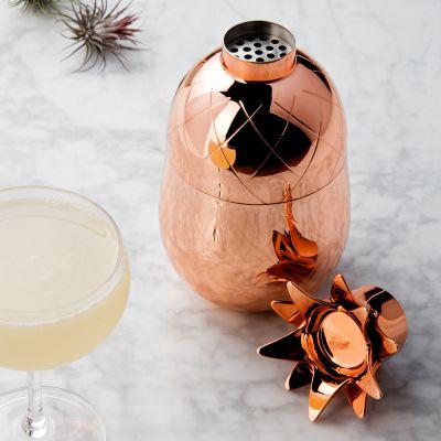 Cadeau maman - Shaker à cocktails Ananas