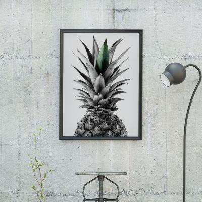 Poster - Ananas Poster par MottosPrint