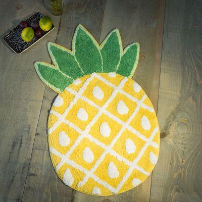Idée cadeau femme - Tapis de bain Ananas
