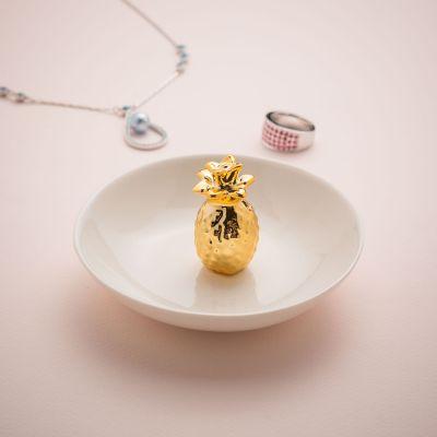 Décoration & Mobilier - Soucoupe à bijoux Ananas