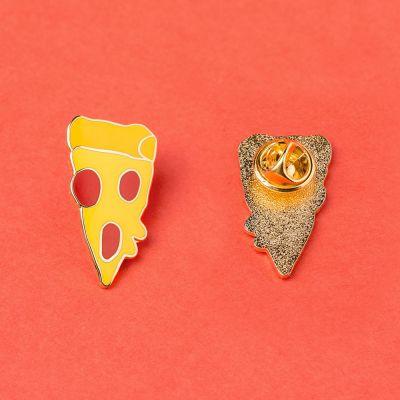Cadeau Enfant - Pin's Part de Pizza