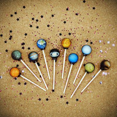 Bonbons - Sucettes Galaxie