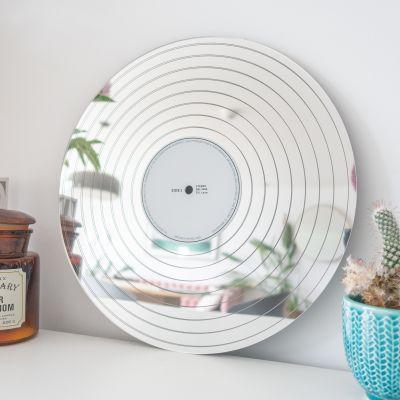 Décoration & Mobilier - Miroir Disque de Platine
