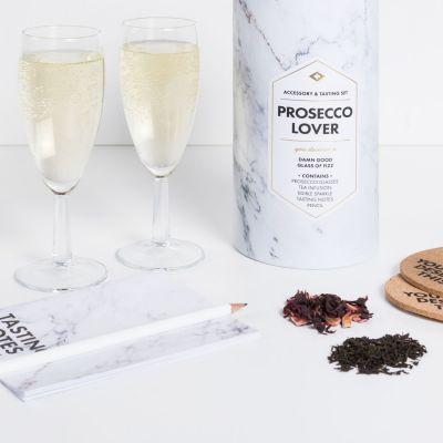 Cadeau crémaillère - Ensemble Prosecco Lover