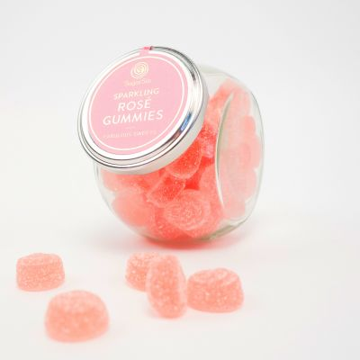 Idées cadeaux pour mettre dans le calendrier de l'avent - Gommes Fruitées - Pétillant Rosé
